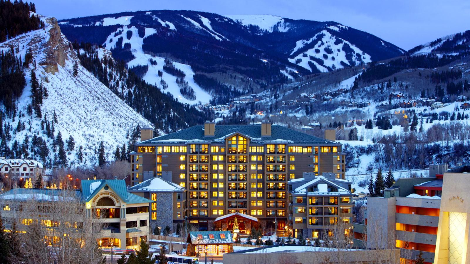 the westin riverfront resort & spa - avon / vail valley, colorado